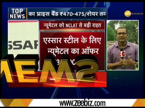 Essar Steel: NCLAT says Numetal's second bid eligible