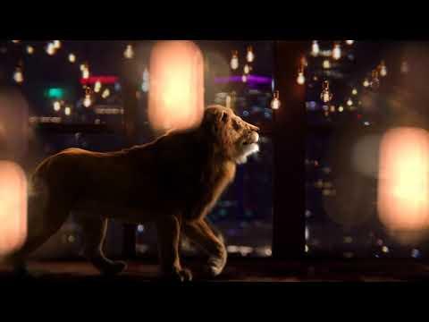 CGI Lion Character Setup and animation