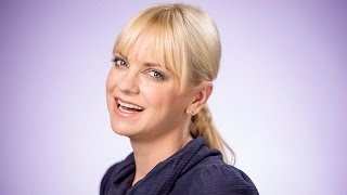 Anna Faris talks about the joys of being