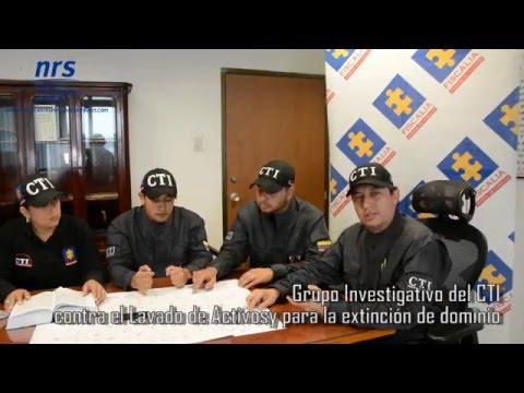 Cuerpo Tecnico de Investigación CTI Fiscalía General de la Nación