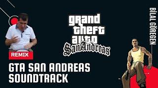 Bilal Goregen - GTA San Andreas Theme Song Soundtrack Remix  Grand Theft Auto  Resimi