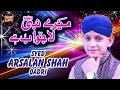 Arsalan Shah - Mere Nabi Lajawab Hain - New Naat 2017