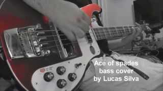 Mot�rhead Ace Of Spades Bass Cover