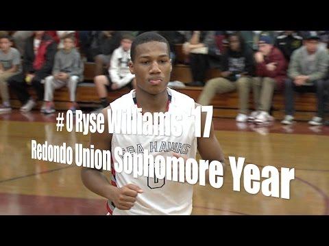 # 0 Ryse Wililams, Redondo Sophomore Year, UA Holiday Classic