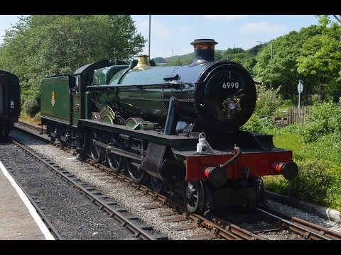 East Lancashire Railway Green Timetable Thursday 25th May 2017