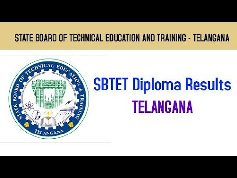 TS SBTET 2018 C16 4th Sem,C09,Results Released Check Here 