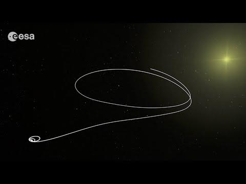 LISA Pathfinder's journey to L1