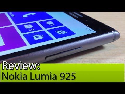 Prova em vídeo: Nokia Lumia 925 | Tudocelular.com