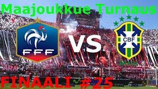 Fifa Maajoukkue Turnaus osa 25 Ranska vs Brasilia FINAALI