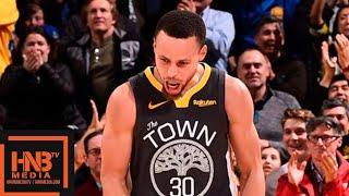 Golden State Warriors vs Utah Jazz Full Game Highlights   02/12/2019 NBA Season