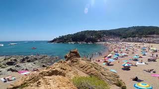 Begur, Costa Brava || Camping El Maset