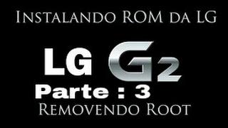 Como instalar a ROM 5.0.2 lollipop no LG G2 {D805} 2017 ATUALIZADO