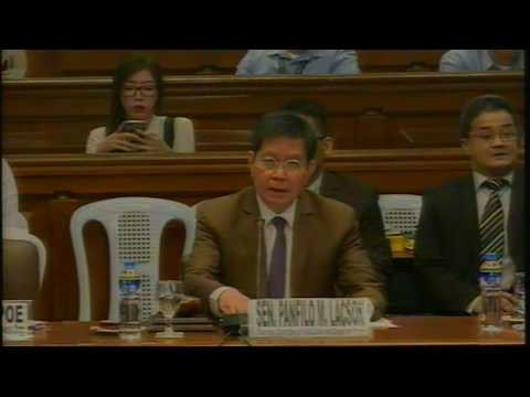 Committee on Public Order and Dangerous Drugs (March 6, 2017)