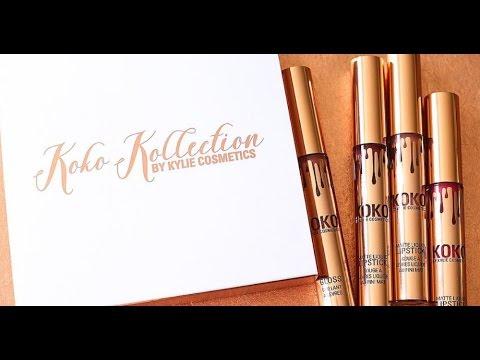 kylie cosmetics в москве - YouTube