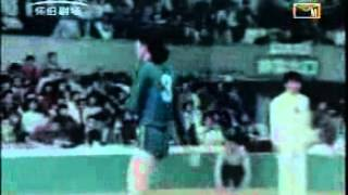 1981 FIVB Women's Volleyball World Cup - CHINA vs USA (3-2)