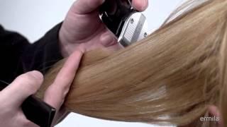 Видео обзор машинки для стрижки Ermila Motion 1885 0040