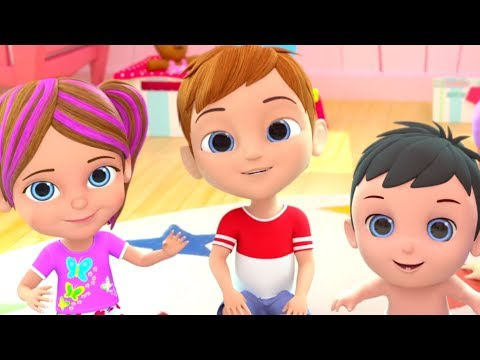 Finger Family | Nursery Rhymes for Children | Baby Songs by Little Treehouse