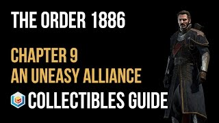 The Order 1886 Collectibles Guide Chapter 9 – Phonographs, Newspapers, Photographs, Documents
