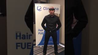Hair transplant testimonial from Sweden at Clinicana Istanbul Turkey