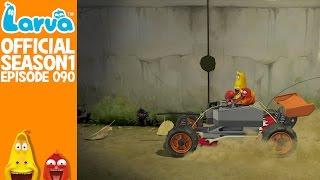 official toy car - larva season 1 episode 90