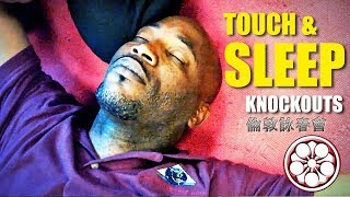 3 Ways to Touch & Sleep People ● Instant Knockout Strike