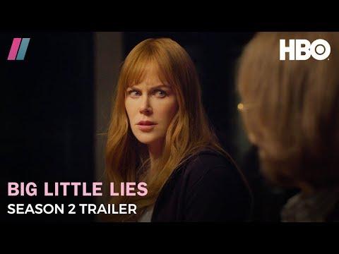 Big Little Lies Season 2 | Official Trailer | Showmax