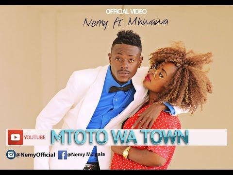 Nemmy Mc ft Mkwawa  Mtoto wa TOWN