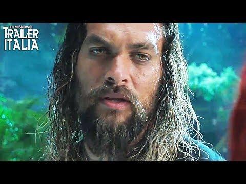 AQUAMAN (2019)   Trailer Esteso Ita del Film DC con Jason Momoa