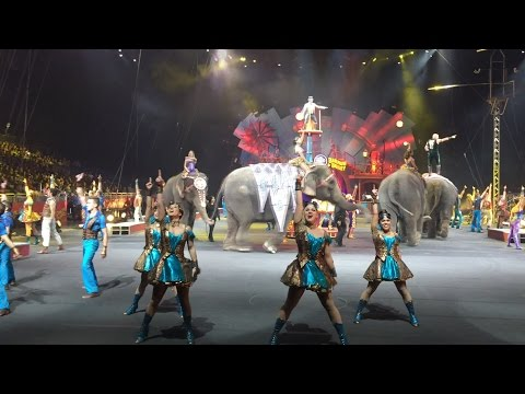 Highlights From Ringling Bros Circus Xtreme Tour