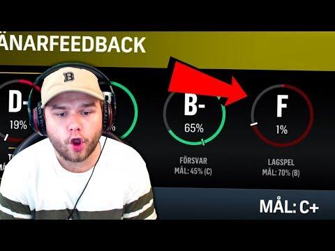 VAD GÖR JAG FÖR FEL?!? - Be A Pro #1.3 - NHL 18 Svenska