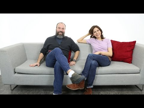 Ask a Star: Danny Burstein and Jessica Hecht of FIDDLER ON THE ROOF
