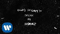 Ed Sheeran - Way To Break My Heart (feat. Skrillex) [Official Lyric Video]