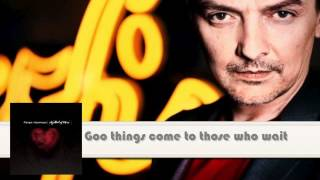 Peter Heppner - I Won't Give Up (HQ Audio with lyrics)