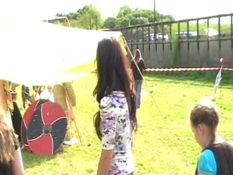 Gall Gael's 'Magnus Barefoot Viking Festival'