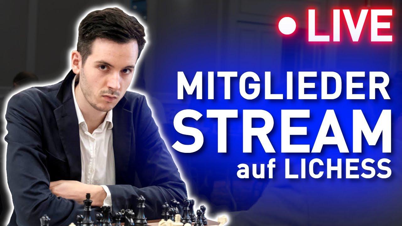 [DE] Kung Fu Chess vs. GM Gustafsson & Spielen vs. YT-Mitglieder auf lichess.org !jan !mitglied