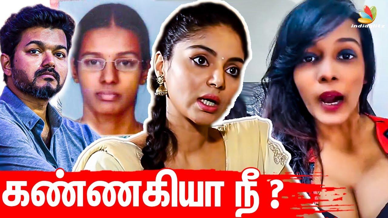Meera Mithun ஓட Plan இதுதான் | Sanam Shetty Interview | Thalapathy Vijay, Suriya, Trisha, Nepotism