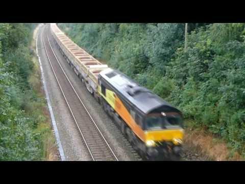 New Colas Freight Flow : 6M52 Hinksey  Carlisle