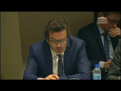 Interrogation du Ministère de l'Economie en Commission d'Evaluation des Politiques Publiques