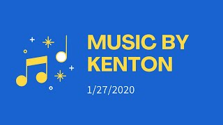 Music by Kenton | January 27, 2021 | Canonsburg UP Church