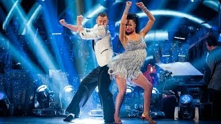 Natalie Gumede and Artem Salsa to