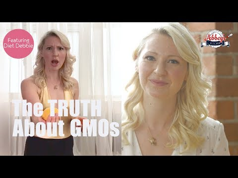 Are GMOs Safe?! | Evidence on the Dangers of Genetically Modified Foods | Diet Debbie