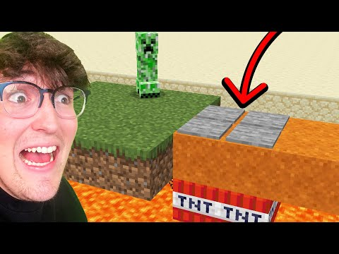 Testing Creepers IQ To See How Smart They Are