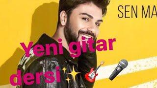 Güven Yüreyi - Sen Maşallah gitar dersi
