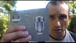 Paco Rabanne Invictus fragrance/cologne review