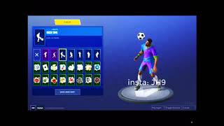 Fortnite 5 Leaked Emotes! - Kick ups, Water works, T-Rex and more!
