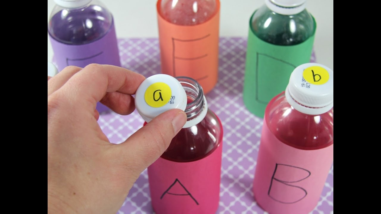 ABC Games and Alphabet Activities that Teach! - Preschool