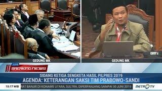 Download Kesaksian Kontroversial, Agus Maksum Dicecar Tim Jokowi, KPU, dan Bawaslu (Sidang ke-III MK) Mp3 and Videos