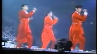 1988年 作詞:森浩美/作曲:井上大輔/編曲:新川博 ラストシングル曲.