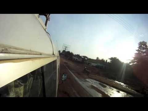 Road from Nairobi to Arusha
