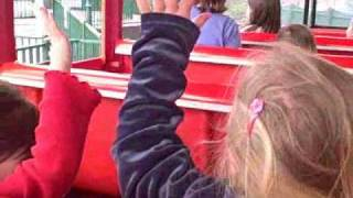 Bertie the Bus ride in Thomas Town